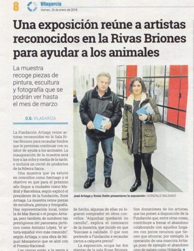 Diario de Arousa - 26/01/2018