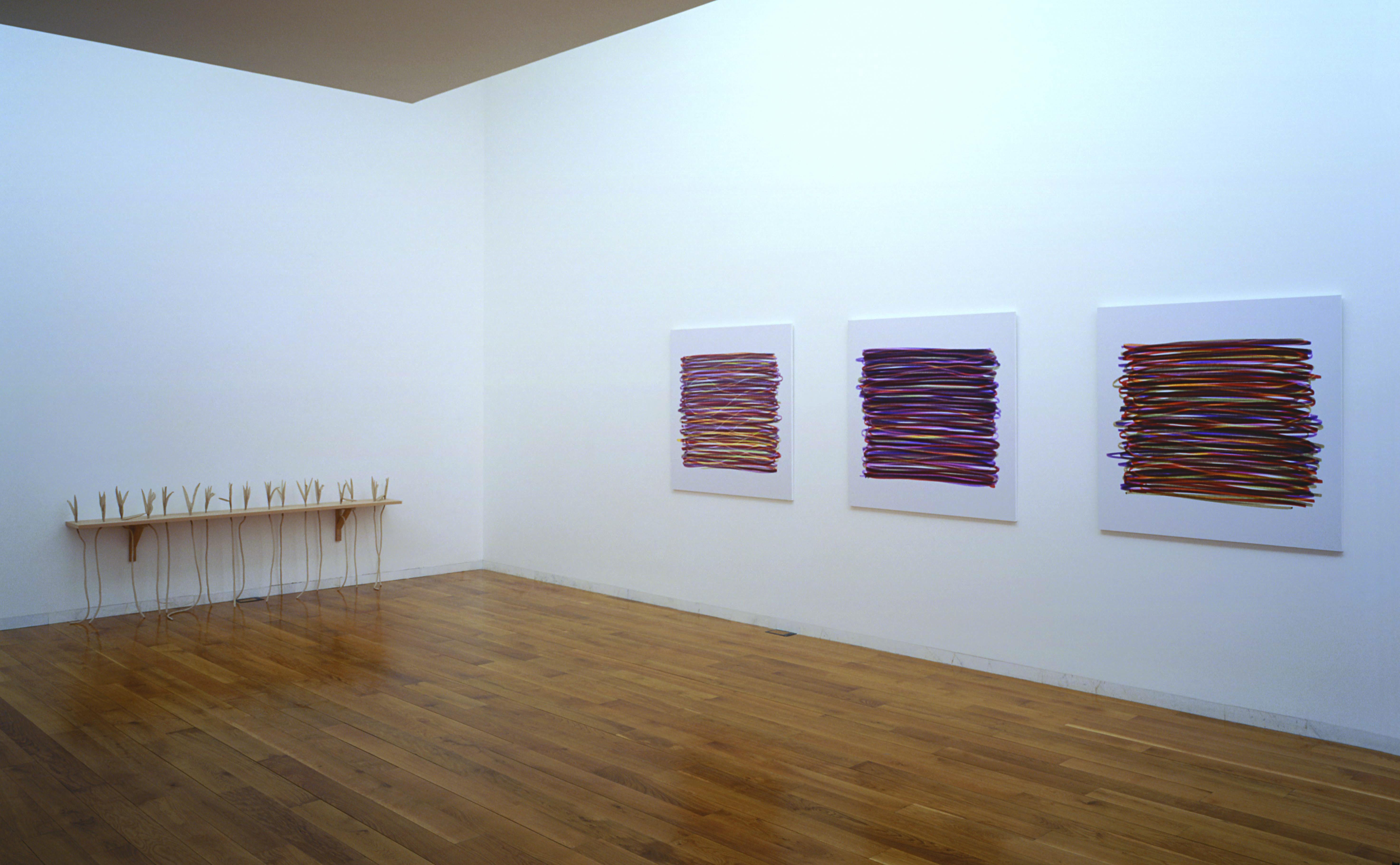 Rencontres, 1997. Fotografía, 120 x 120 cm.